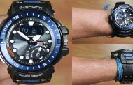 Review Casio G-Shock GULFMASTER GWN-Q1000-1A, jam quad sensor untuk menjelajahi kedalaman air