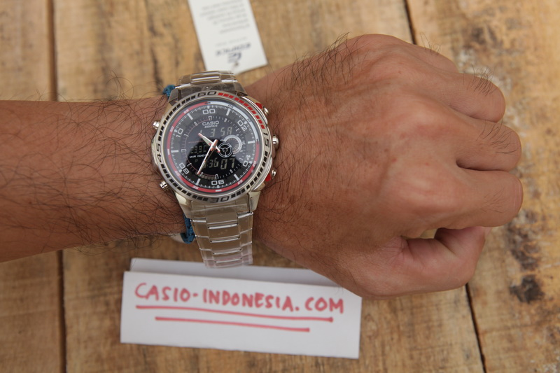 CASIO-EDIFICE EFA-121 - YouTube