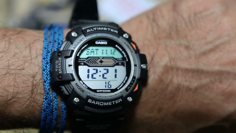 Наручные часы CASIO Коллекция Marine Gear