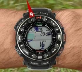 protrek-compass