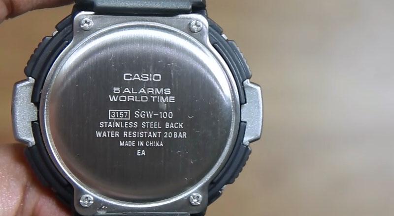 Casio Sgw 100 Инструкция - programmyadvisor
