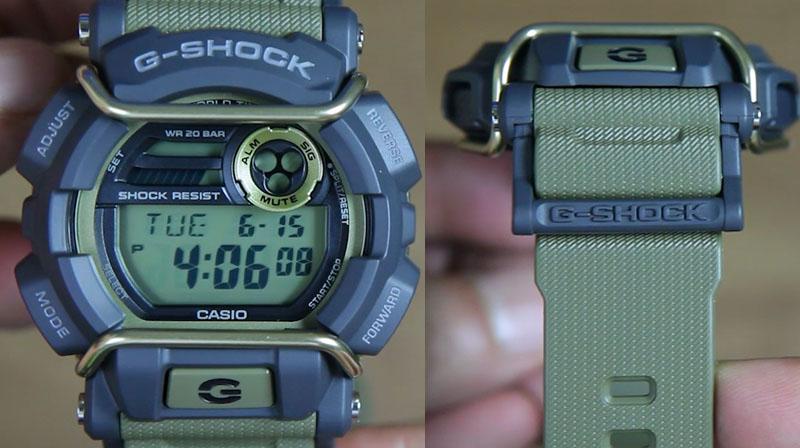 competitive price 15414 adfa7 Casio G-Shock GD-400-9