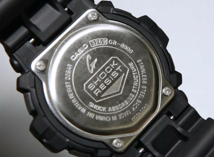 Review Jam Casio G Shock Gr 8900 1 Jam G Shock Ekonomis Dengan Fitur Tough Solar Indowatch Co Id