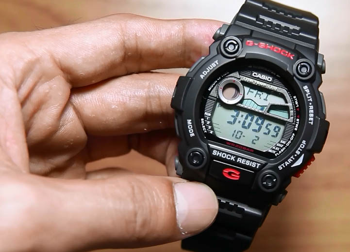 711c6ae1c98 Review Casio G-shock G-7900-1