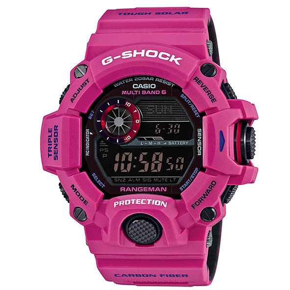 Casio G-Shock Rangeman GW-9400SRJ-4 SUNRISE PURPLE – indowatch.co.id f2d3e171e9