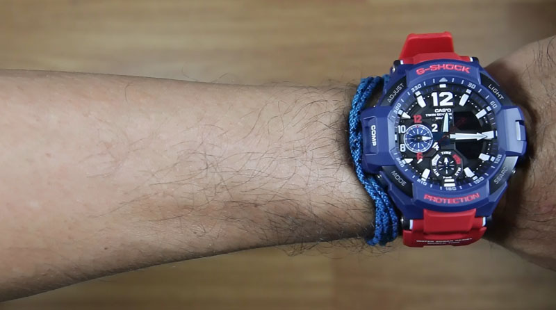 Casio G-Shock GA-1100-2A – indowatch.co.id