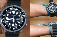 Review SEIKO PROSPEX SRP653K1 AUTOMATIC BLUE 50th Anniversary Special Edition