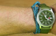 Review SEIKO 5 SNK805 GREEN DIAL CANVAS, Jam automatic dengan harga terjangkau