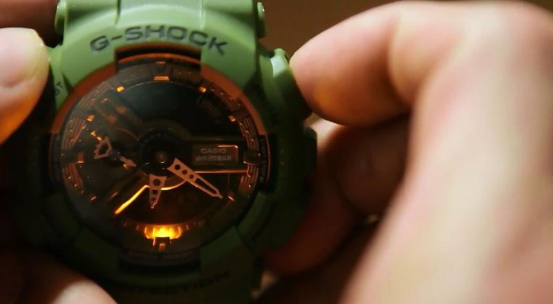 Наручные часы сasio galp-3a по цене 11 руб.
