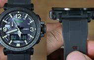 Review Casio Protrek PRG-600Y-1, jam handal dengan sentuhan hitam nan elegan