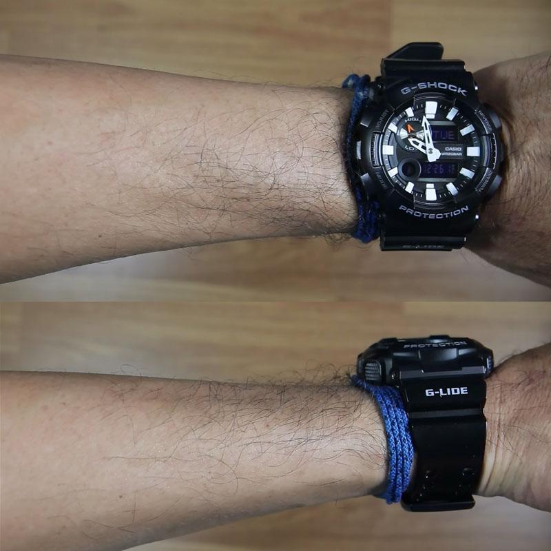 50dcb3d431a Home/G-SHOCK/Casio G-Shock GAX-100B-1A. < >