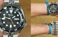 Review SEIKO DIVERS SKX007K2 AUTOMATIC, jam elegan dengan desain yang kokoh