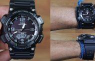 Review Casio Standard AQ-S810W-1A2V, jam ekonomis dengan fitur tough solar