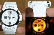 Review Casio Baby-G BGA-210-7B1, siputih dengan desain ala g-shock