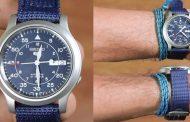 Review SEIKO 5 SNK807 Blue DIAL, mencoba jam tangan AUTOMATIC dengan harga murmer
