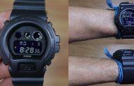 Review Casio G-Shock DW-6900BB-1, jam warna spesial dengan harga mahasiswa
