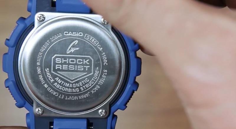 G-SHOCK ANADIGI - коллекция часов Casio G-Shock