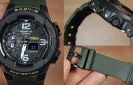 Review Casio Baby-G BGA-230-3B, jam hawa dengan desain dan warna maskulin