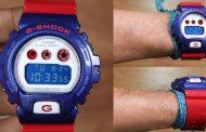 """Review Casio G-Shock DW-6900AC-2, jam tangguh dan keren dengan nuansa """"capten america"""""""