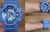 Review Casio G-Shock GA-110DC-2A, jam bergaya denim untuk Anda yang modern