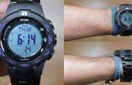 Review Casio Protrek PRW-3100YT-1, jam outdoor mewah dengan balutan titanium dan sapphire glass