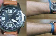 Review SEIKO PROSPEX SRPA75K1 AUTOMATIC, jam mewah dengan balutan kulit elegan