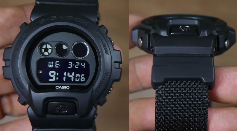 Casio G-Shock DW-6900BBN-1 CLOTH BAND – indowatch.co.id 62638de54