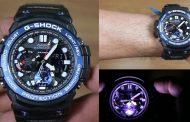 Review Casio G-Shock GN-1000B-1A, jam twin sensor untuk Anda penggila aktivitas memancing
