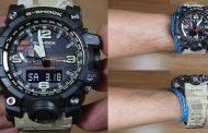 Review Casio GWG-1000DC-1A5, label mudmaster dan motif kamuflase gurun pasir yang memberikan pembedaan