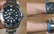 Review SEIKO SBDC029 Prospex  Automatic 200M Diver, Sumo mewah yang berbalutkan titanium