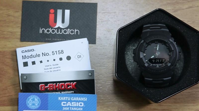 Hadir dengan embel-embel BB pada seri Casio G-shock G-100BB-1A sering disebut dengan warna basic black, memang merupakan varian warna spesial pada katalog ...