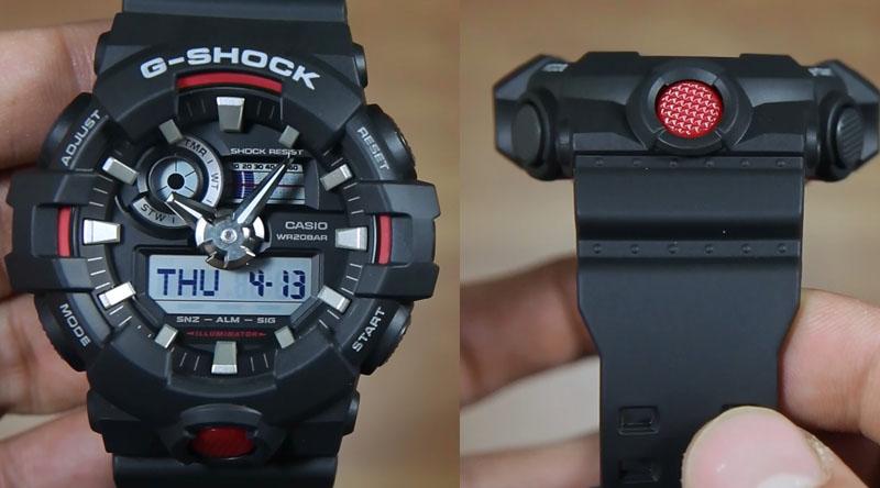 Casio G Shock Ga 700 1bdr
