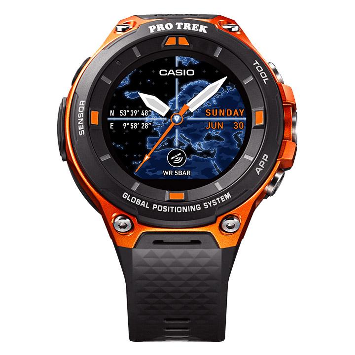 Casio Pro-Trek WSD-F20-RG – indowatch.co.id