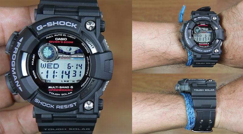 Часы Casio Shock купить в интернет-магазине по