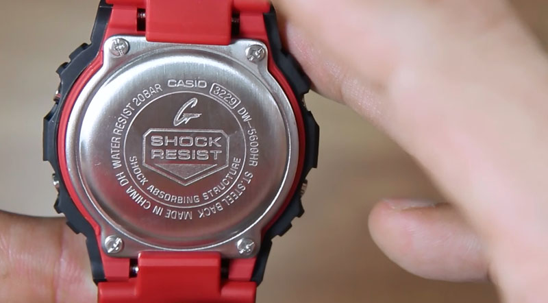 Casio G Shock Dw 5600hr 1 Indowatch Co Id