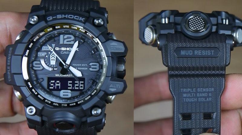 uk availability 171cf 489ad Casio G-Shock MUDMASTER GWG-1000-1A1